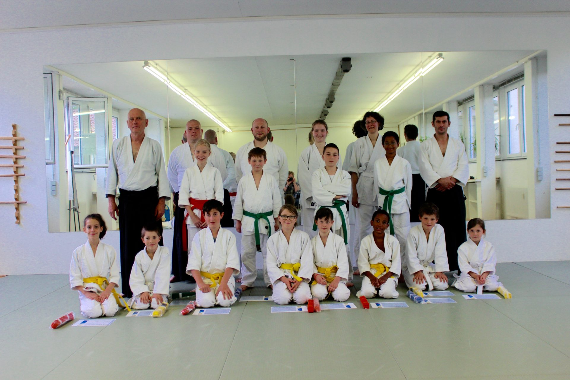 Ki Aikido Stuttgart Prüfungen 07-2015
